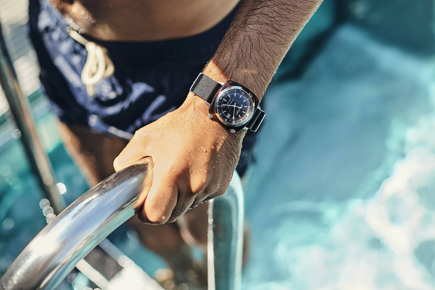 Clubmaster-Diver