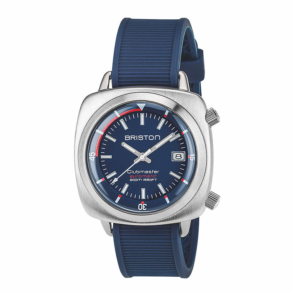 clubmaster-diver-steel-17642-S-D-15-RNB