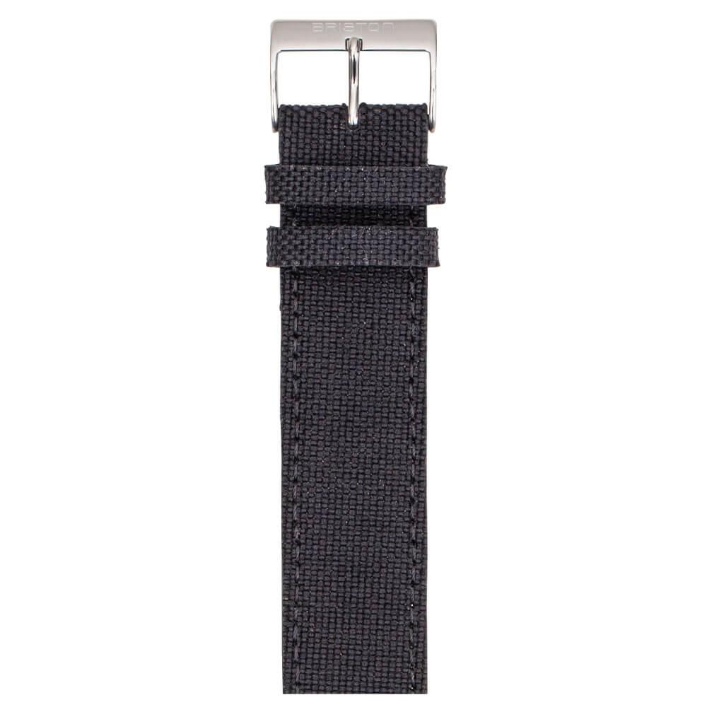 leather-strap-canvas-black-NLS20-B