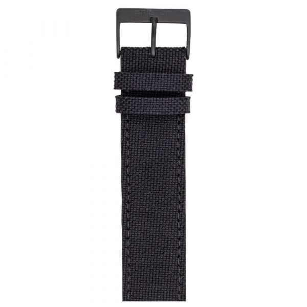 leather-strap-canvas-black-NLS20-PVD-B