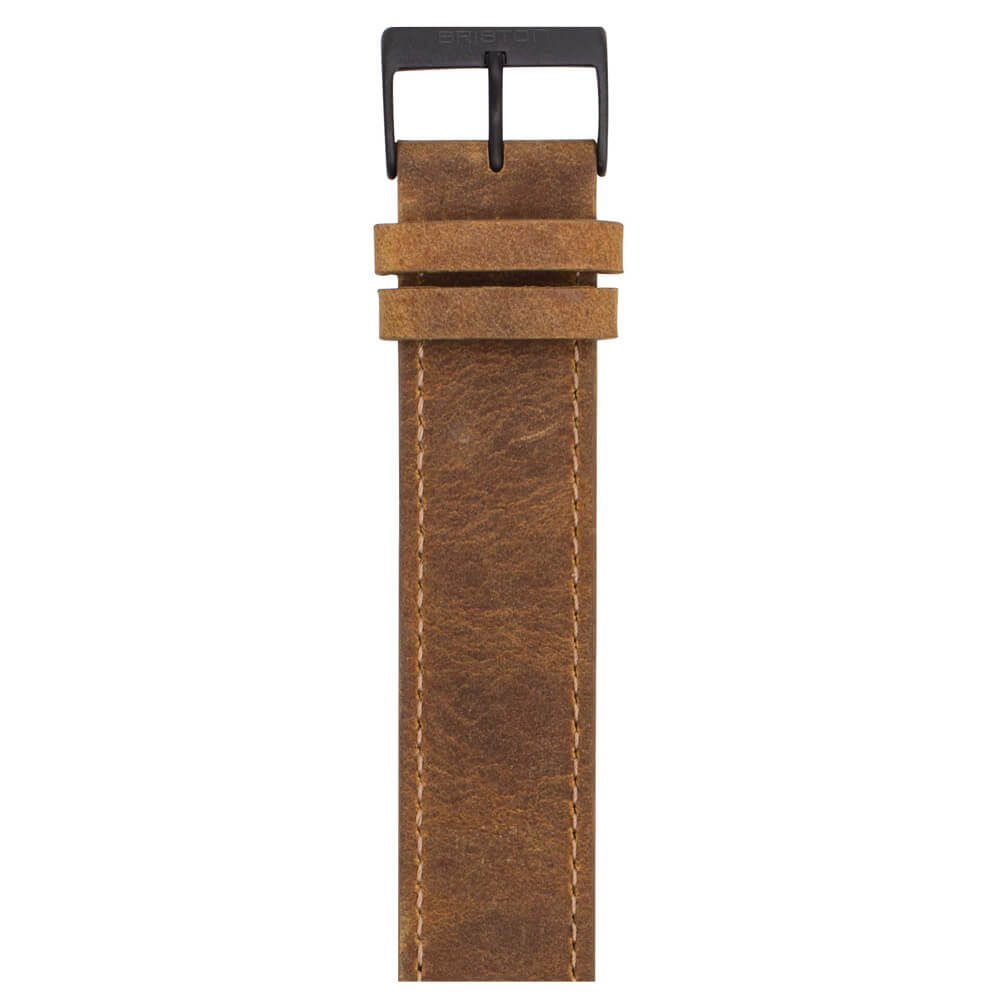 leather-strap-vintage-brown-NLV20-PVD-BR