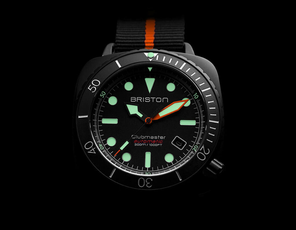 Clubmaster Diver Pro Acetate 20644-PBAM-B-35-NBO