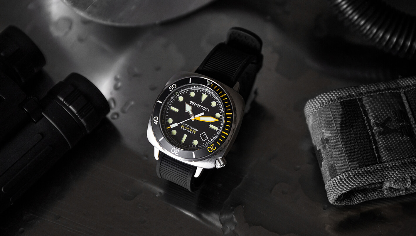 Clubmaster Diver Pro Steel