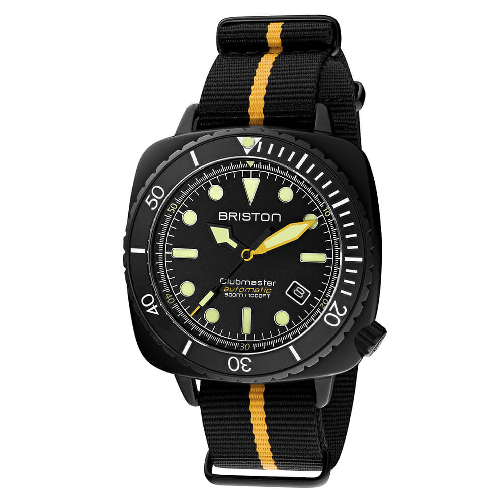 Clubmaster Diver Pro Acetate 20644-PBAM-B-34-NBY