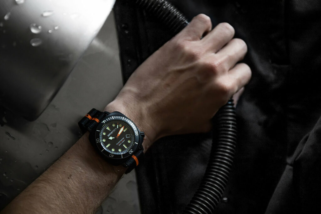 Clubmaster Diver Pro Acetate 20644.PBAM.B.35.NB0