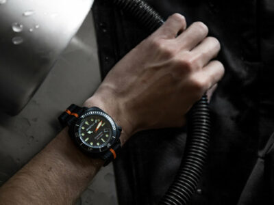 Clubmaster Diver Pro Acetate