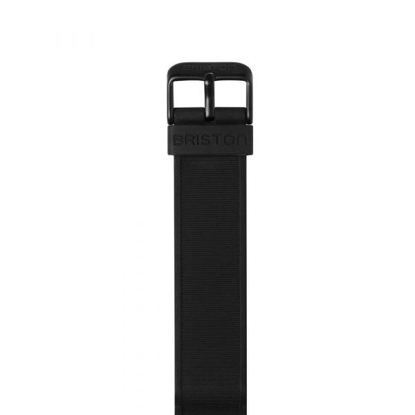 rubber-strap-black-NR20-PVD-B