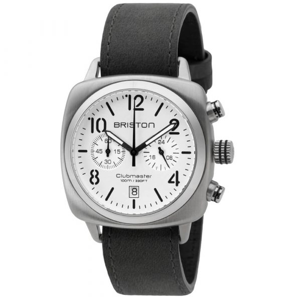 clubmaster-classic-steel-chrono-white-dial-16140.S.C.2.LVB