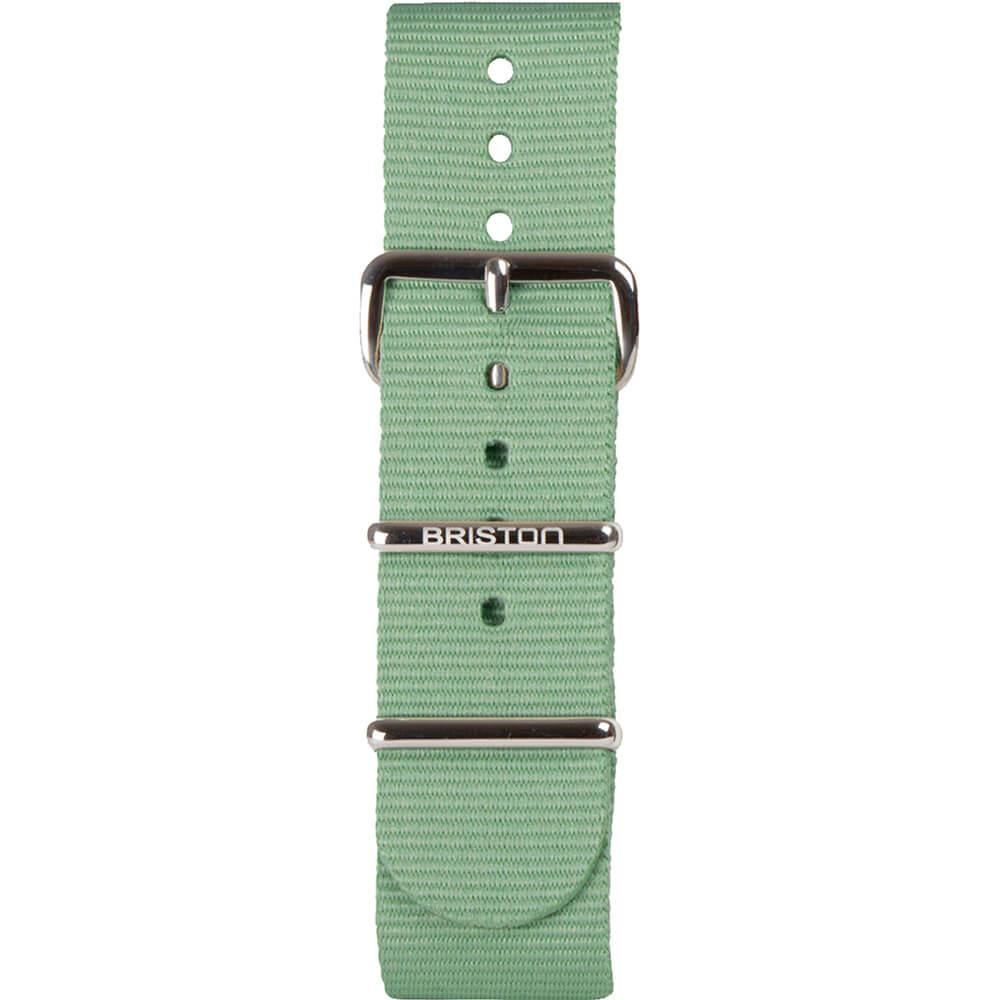 Bracelet NATO vert d'eau