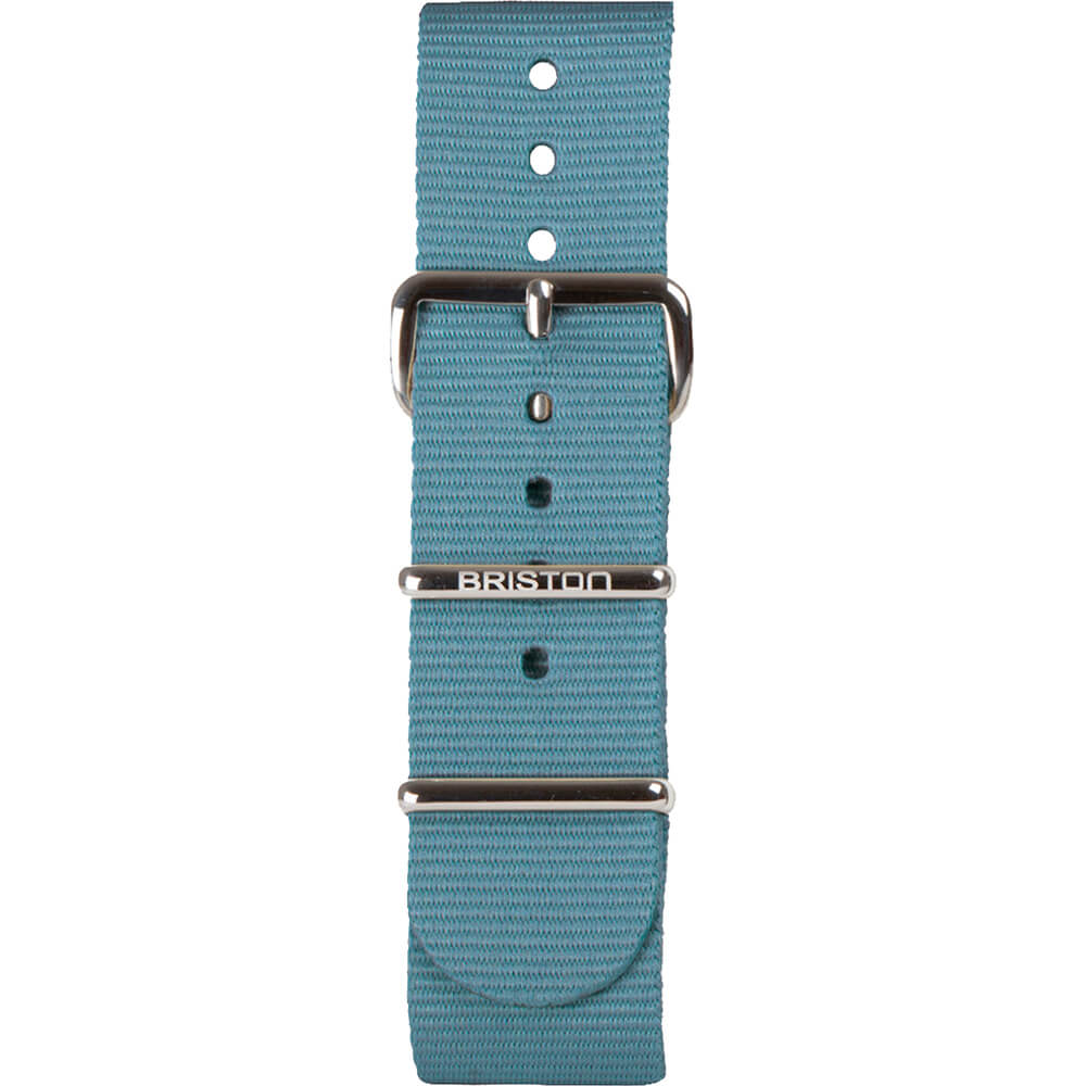 Bracelet NATO bleu glacier NS20.IB