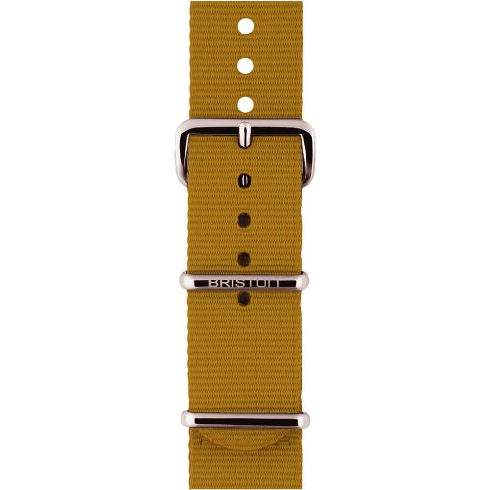 Bracelet NATO moutarde NS20.PVDRG.MU