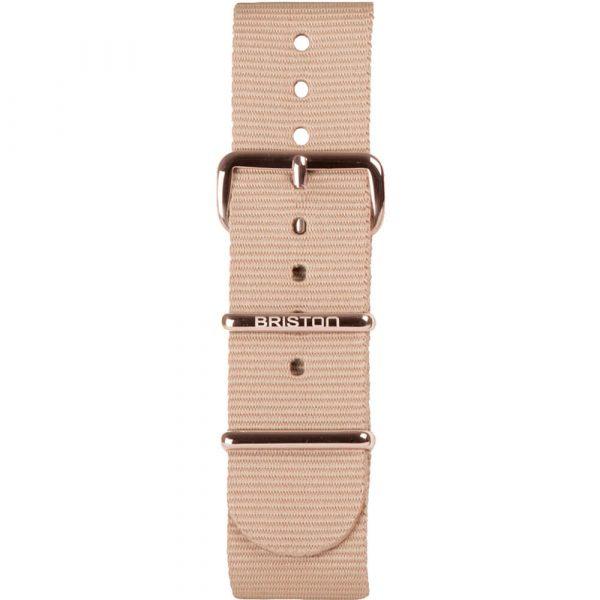 Bracelet NATO nude NS20.PVDRG.TN